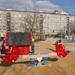 Ricostruzione dei parchi giochi